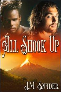 All Shook Up by J.M. Snyder