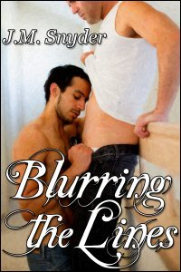 Blurring the Lines by J.M. Snyder