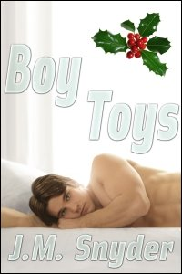 Boy Toys by J.M. Snyder