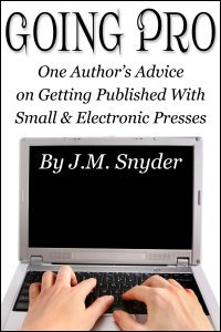 Going Pro by J.M. Snyder