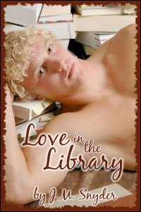 Love in the Library by J.M. Snyder