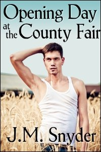 Opening Day at the County Fair by J.M. Snyder