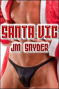 Santa Vic by J.M. Snyder
