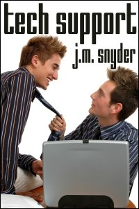 Tech Support by J.M. Snyder