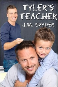 Tyler's Teacher by J.M. Snyder